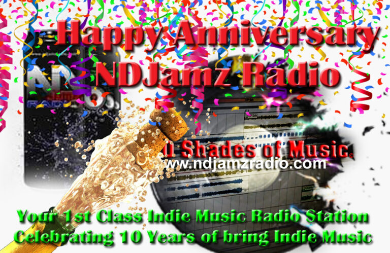 Happy Anniversay NDJamz Radio!